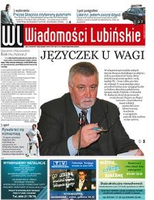 Wiadomości Lubińskie : nr 142, styczeń 2010