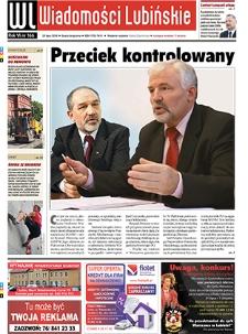 Wiadomości Lubińskie : nr 166, lipiec 2010