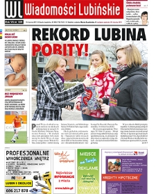 Wiadomości Lubińskie : nr 189, styczeń 2011