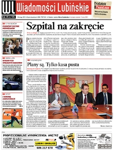 Wiadomości Lubińskie : nr 195, luty 2011