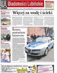 Wiadomości Lubińskie : nr 201, kwiecień 2011