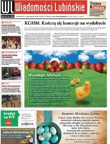 Wiadomości Lubińskie : nr 203, kwiecień 2011