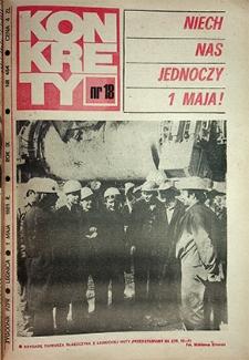 Konkrety : nr 18 (464), maj `81