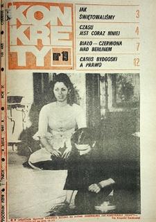 Konkrety : nr 19 (465), maj `81