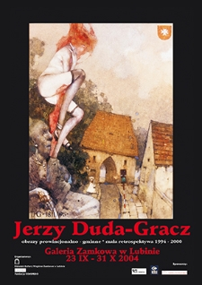 Jerzy Duda-Gracz : Obrazy prowincjonalno – gminne : Mała retrospektywa 1994–2000