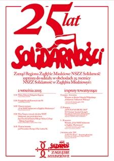 25 lat Solidarności