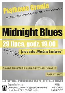 Piątkowe Granie : Midnight Blues