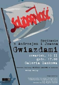 Spotkanie z Andrzejem i Joanną Gwiazdami