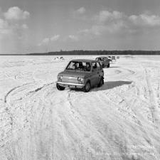 Lubin, zimowa szkoła jazdy