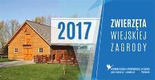 Kalendarz : Zwierzęta wiejskiej zagrody 2017