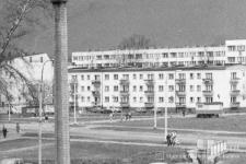 Lubin, ulica Odrodzenia
