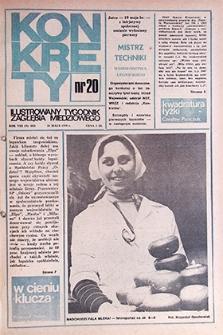 Konkrety : nr 20 (363), maj `79