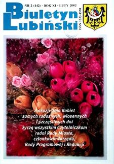 Biuletyn Lubiński : nr 2 (142), luty 2002
