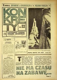 Konkrety : nr 22, październik `72