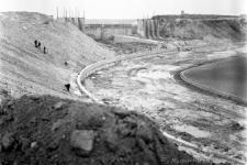 Początki budowy stadionu