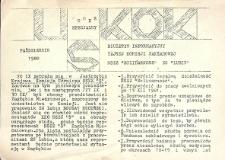 Uskok ; nr specjalny, październik `88