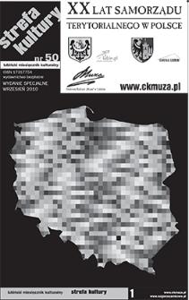 Strefa Kultury : nr 50, wrzesień 2010 wydanie specjalne