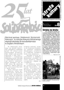 Strefa Kultury : nr 8 (10), sierpień 2005