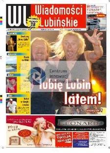 Wiadomości Lubińskie : nr 6 (20), czerwiec 2006