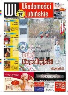 Wiadomości Lubińskie : nr 12 (26), listopad 2006