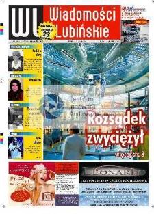Wiadomości Lubińskie : nr 1 (28), styczeń 2007