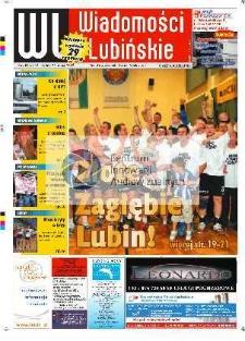 Wiadomości Lubińskie : nr 32, maj 2007