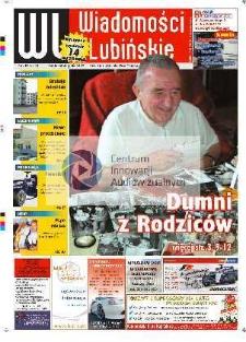 Wiadomości Lubińskie : nr 35, sierpień 2007