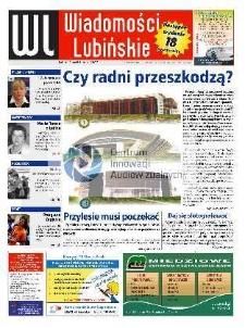 Wiadomości Lubińskie : nr 38, październik 2007