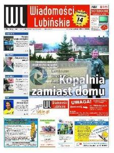 Wiadomości Lubińskie : nr 52, luty 2008