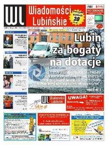 Wiadomości Lubińskie : nr 54, luty 2008
