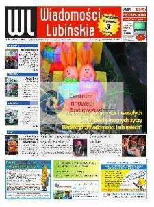 Wiadomości Lubińskie : nr 58, marzec 2008