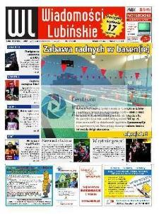 Wiadomości Lubińskie : nr 60, kwiecień 2008