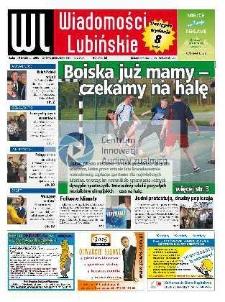 Wiadomości Lubińskie : nr 63, kwiecień 2008