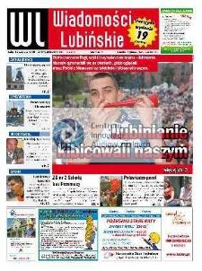 Wiadomości Lubińskie : nr 68, czerwiec 2008