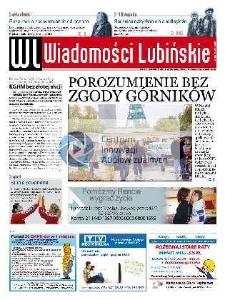 Wiadomości Lubińskie : nr 85, październik 2008
