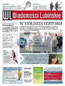 Wiadomości Lubińskie : nr 87, listopad 2008