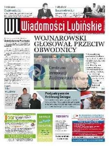 Wiadomości Lubińskie : nr 91, grudzień 2008