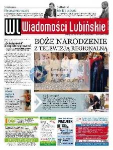 Wiadomości Lubińskie : nr 92, grudzień 2008