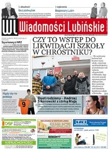 Wiadomości Lubińskie : nr 96, styczeń 2009