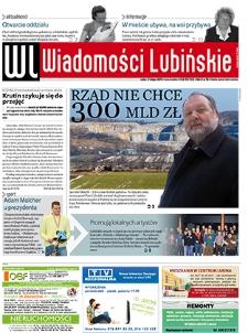 Wiadomości Lubińskie : nr 98, luty 2009