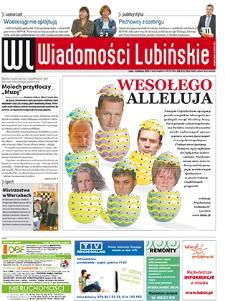 Wiadomości Lubińskie : nr 106, kwiecień 2009