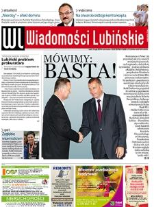 Wiadomości Lubińskie : nr 111, maj 2009