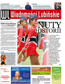 Wiadomości Lubińskie : nr 124, wrzesień 2009