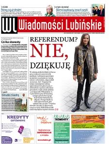 Wiadomości Lubińskie : nr 132, październik 2009