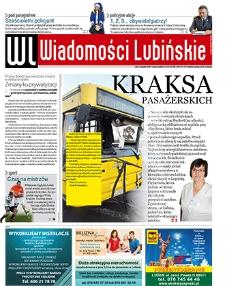 Wiadomości Lubińskie : nr 137, grudzień 2009