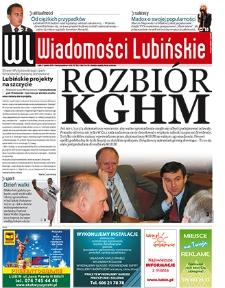Wiadomości Lubińskie : nr 138, grudzień 2009