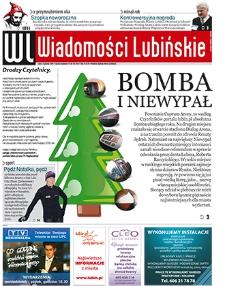 Wiadomości Lubińskie : nr 139, grudzień 2009