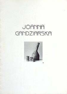 Joanna Gandziarska