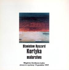 Stanisław Ryszard Kortyka : Malarstwo