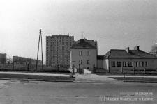 Skrzyżowanie ulic KEN i I. Paderewskiego